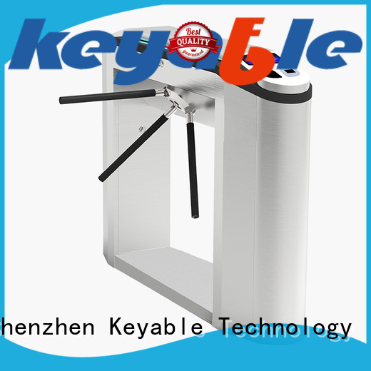 Keyable access control turnstile factory for entrance