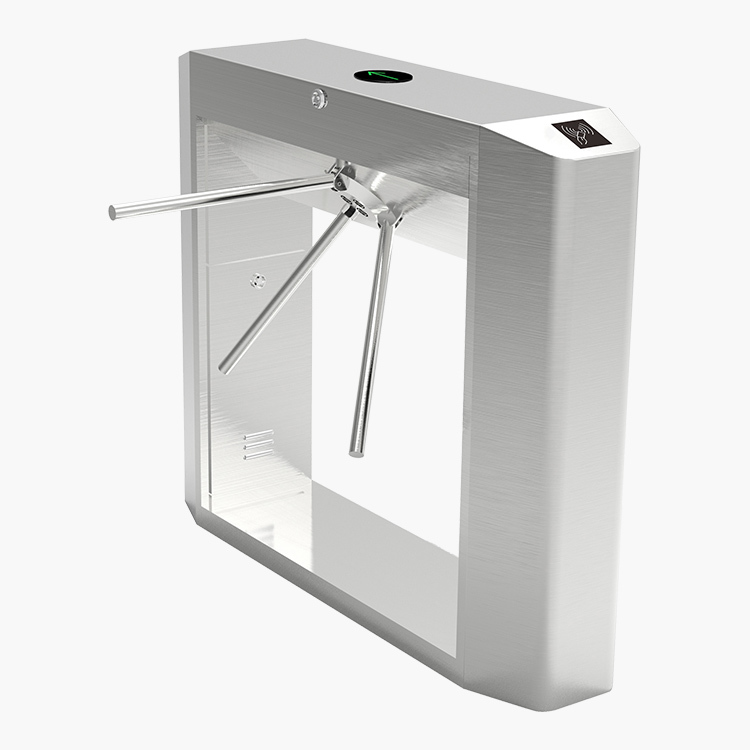 Bridge Waist Height RFID Access Control Tripod Turnstile Manufacturer | Tripod Turnstile