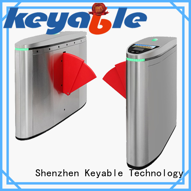 Keyable high-end quality subway gate for importer