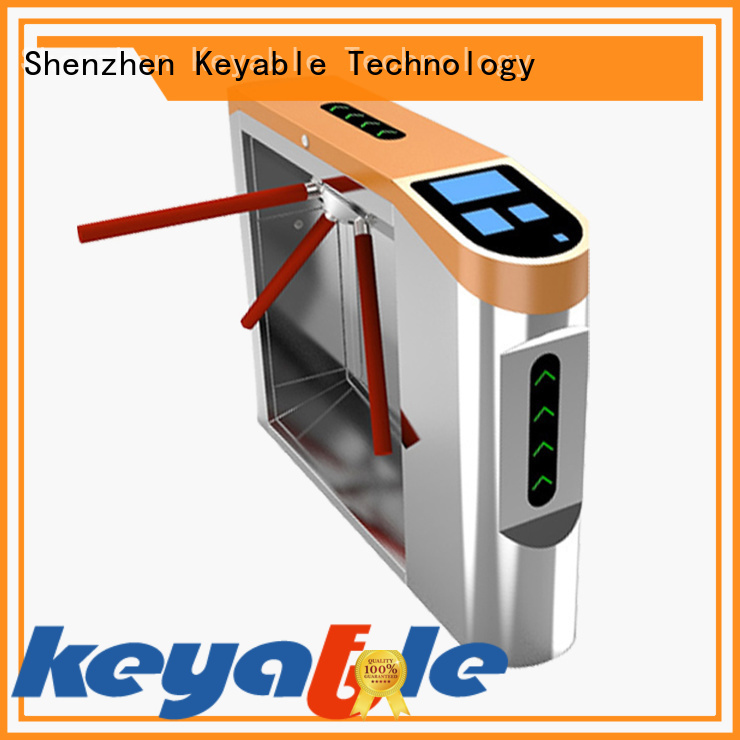 Keyable Keyable tripod gate order now for access control