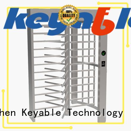 Keyable modern full height gates for importer