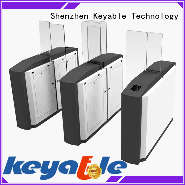 Keyable rich experience ticket turnstile trade partner for distribution