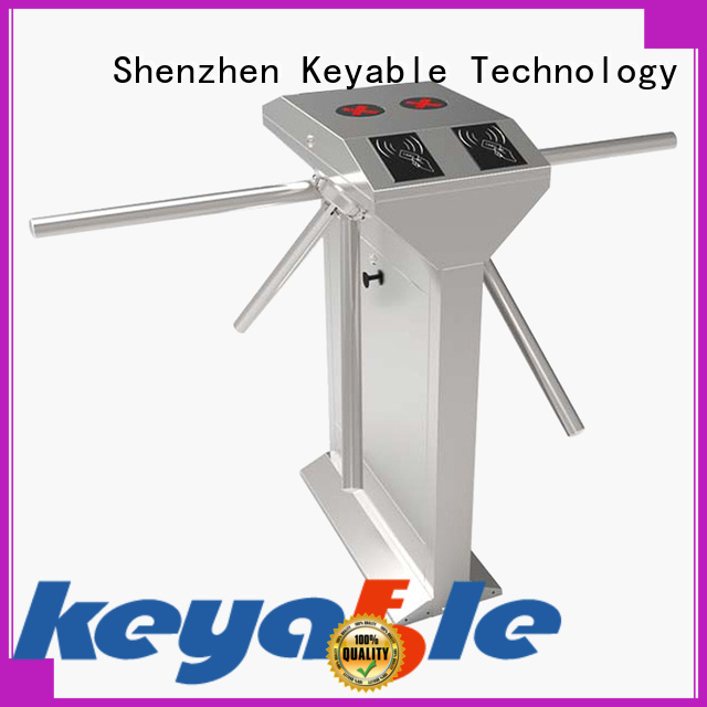 latest rfid turnstile factory for sale
