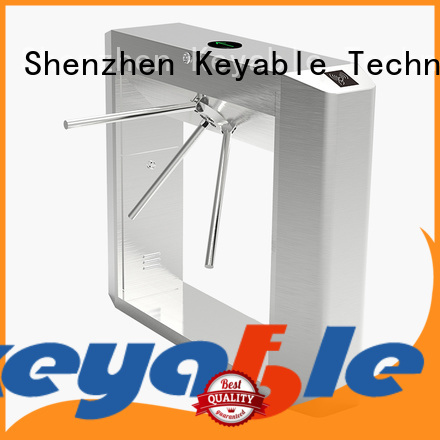 Keyable tripod turnstile gate order now for entrance
