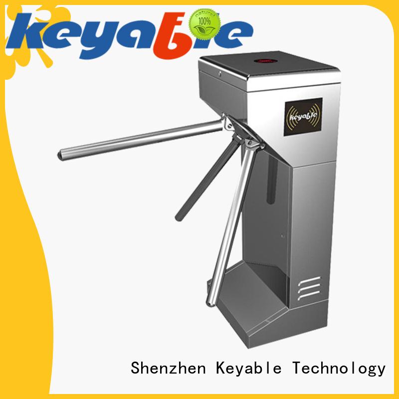 Keyable latest one way turnstile for entrance