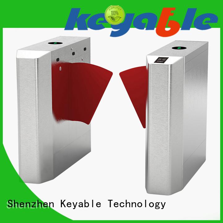 Keyable flap barrier gate factory for importer