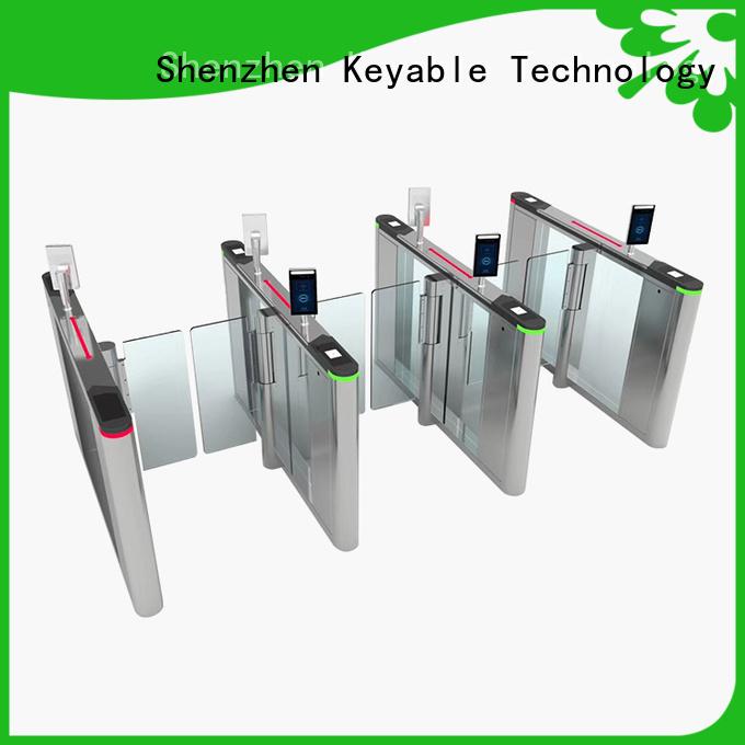 Keyable new turnstile gate international market for various occasions