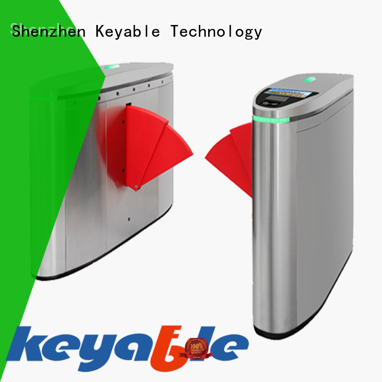 Keyable best quality rotating gate for security check