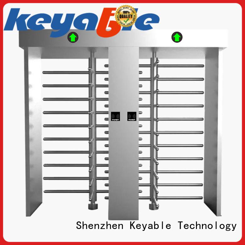 Keyable full height gates factory for importer