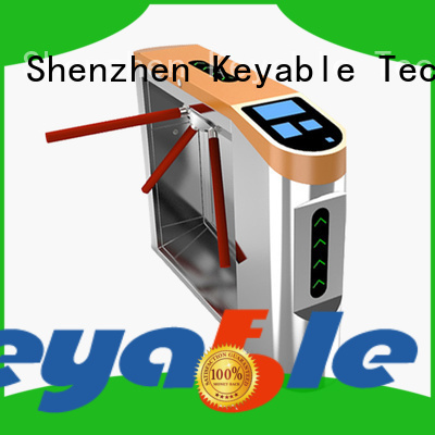 Keyable latest access control turnstile factory for access control