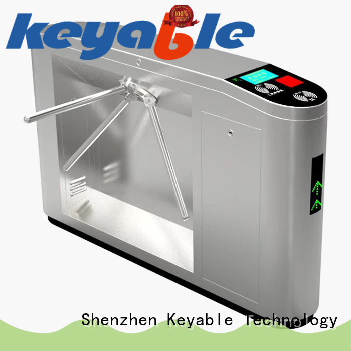 Keyable Keyable rfid turnstile looking for buyer for entrance