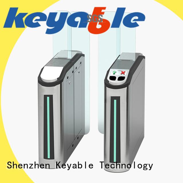 Keyable turnstile entry factory for sale