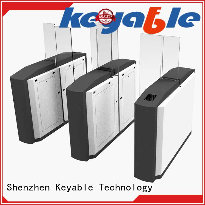 Keyable Keyable turnstile entry trade partner for security check