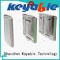 Keyable flap barrier gate exporter for sale