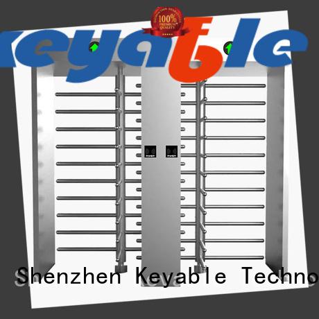turnstile rotation for distribution Keyable