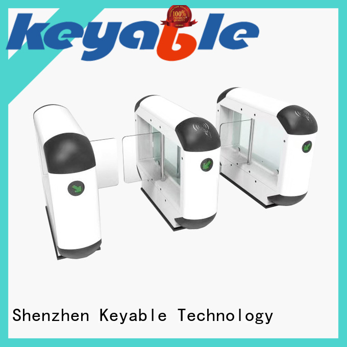 Keyable most popular turnstile swing gate for security check