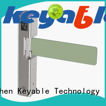 Keyable affordable entrance turnstile more buying choices for pedestrians