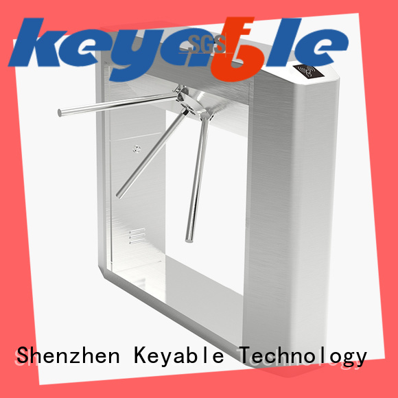 Keyable esd turnstile looking for buyer for entrance
