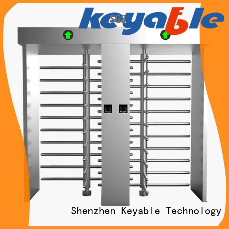 Keyable turnstile door manufacturer for importer