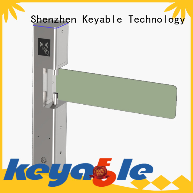 Keyable affordable access turnstile manufacturer for security check