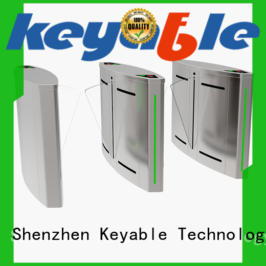 Keyable best quality metro turnstile for security check