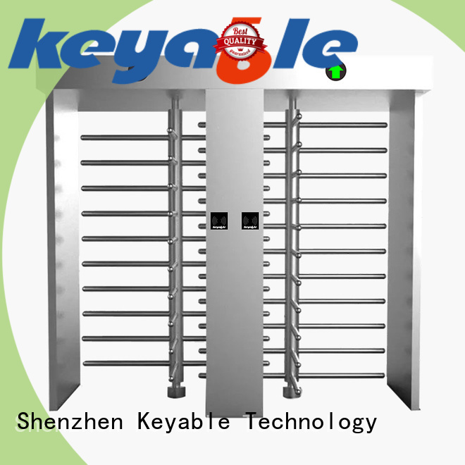modern full height turnstile gate manufacturer for importer