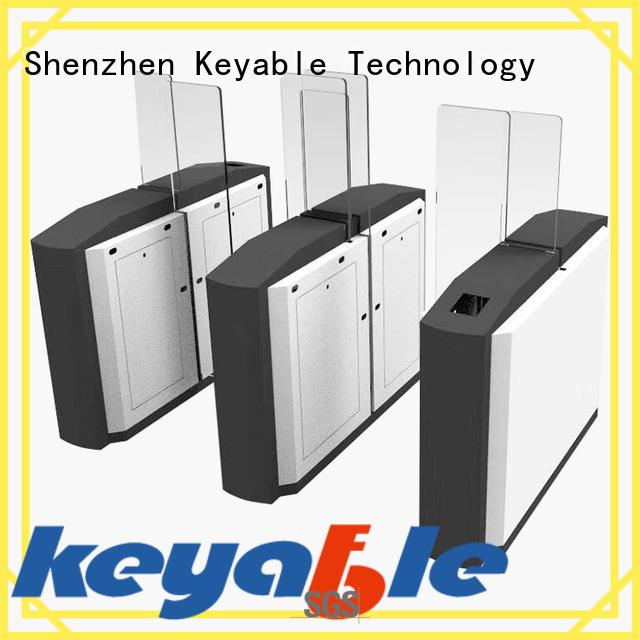 Keyable automatic turnstile manufacturer for distribution
