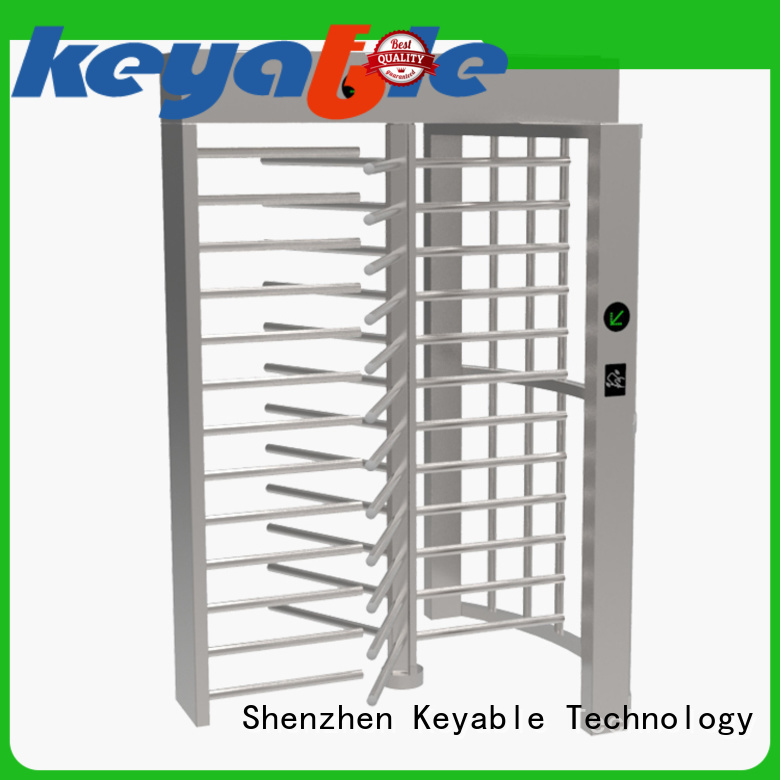 ISO9001 certified industrial turnstiles get latest price for importer
