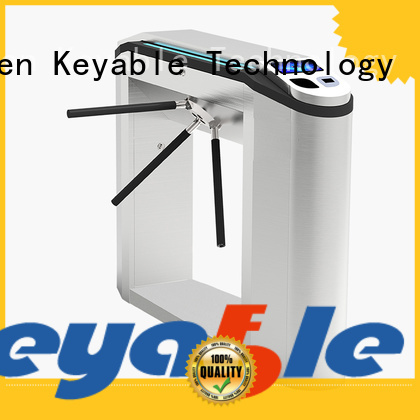 Keyable highly recommend tripod turnstile gate order now for entrance