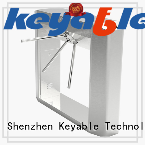 Keyable turnstile door factory for access control