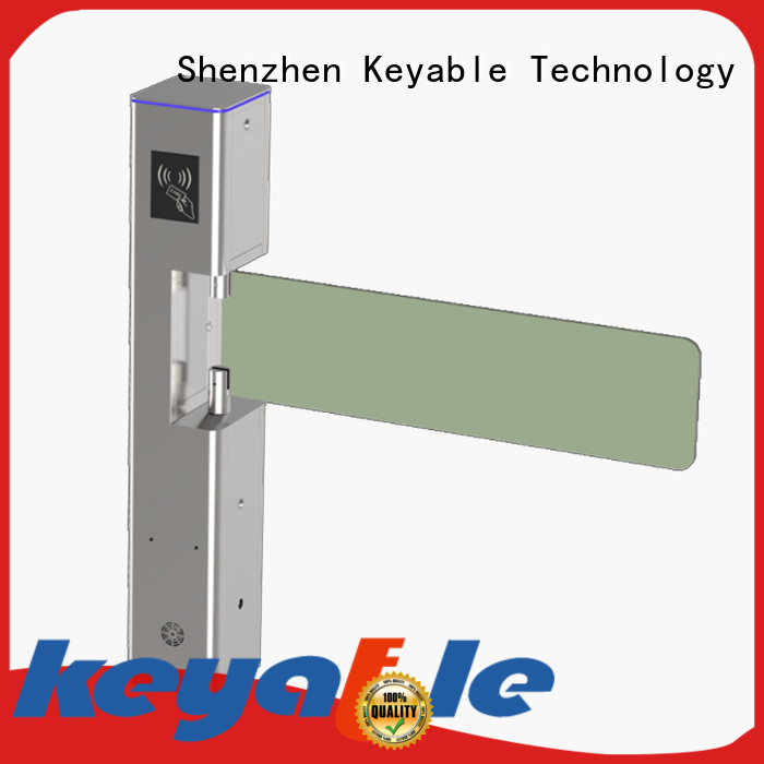 Keyable affordable turnstile entrance manufacturer for security check