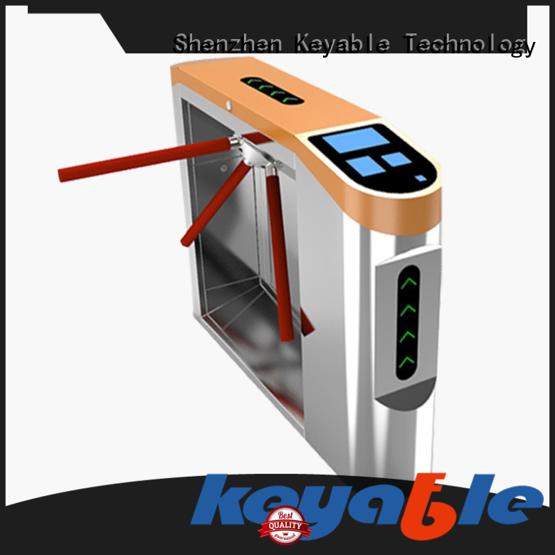 Keyable rfid turnstile factory for entrance