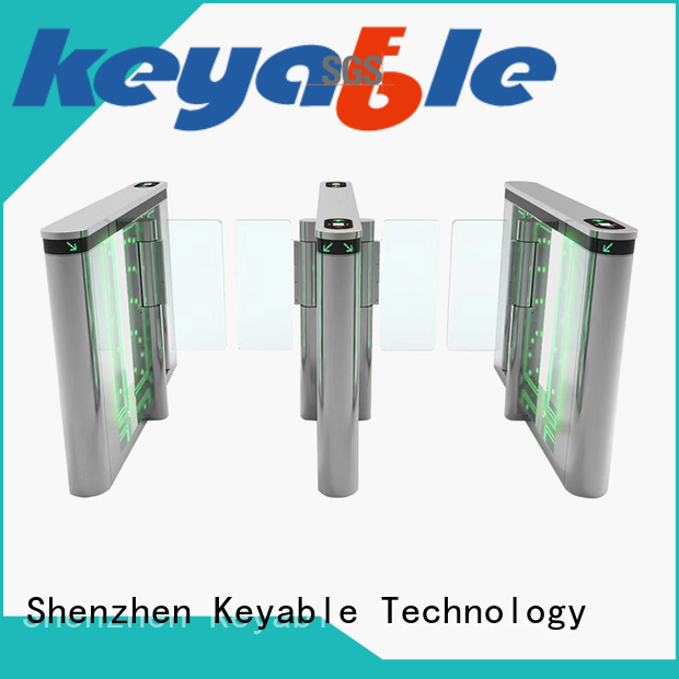 Keyable electronic turnstile exporter for various occasions
