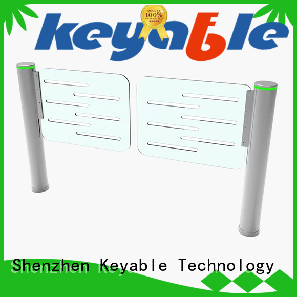 Keyable speed gate turnstile supplier for sale