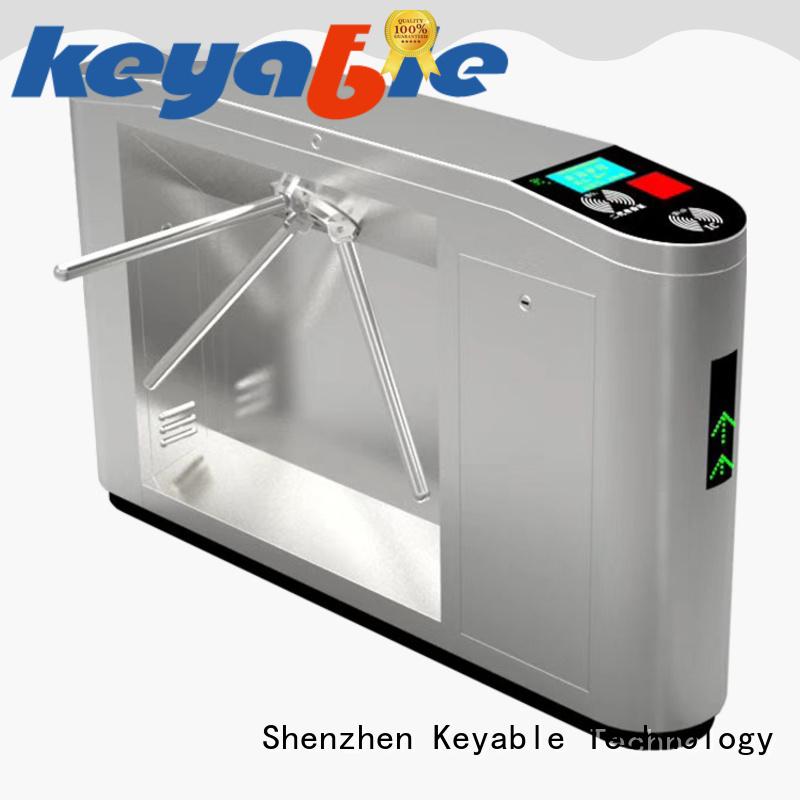 Keyable Keyable tripod turnstile looking for buyer for entrance