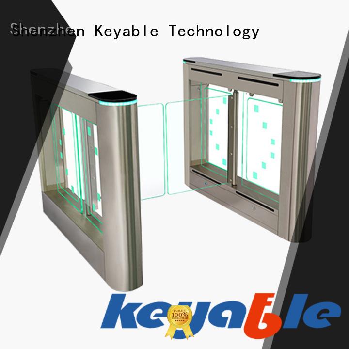Keyable entrance turnstile manufacturer for importer