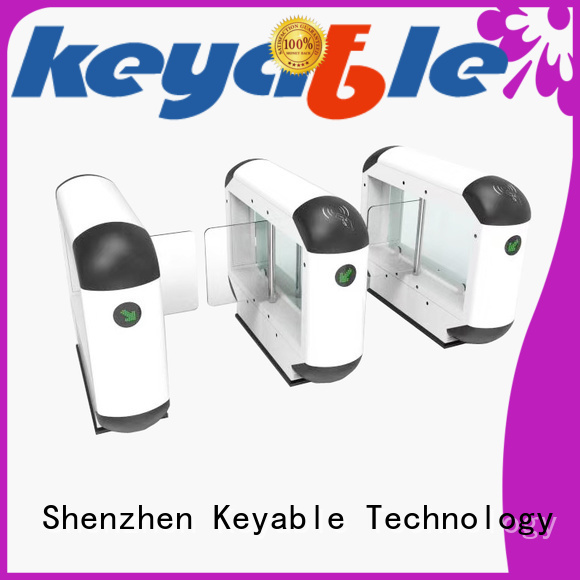 Keyable entrance turnstile more buying choices for pedestrians