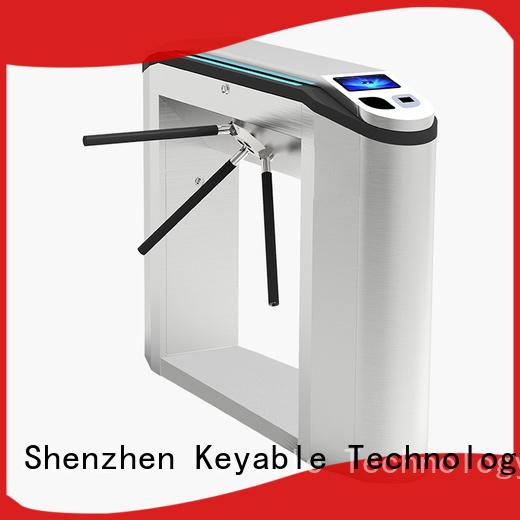 Keyable Keyable rfid turnstile order now for entrance