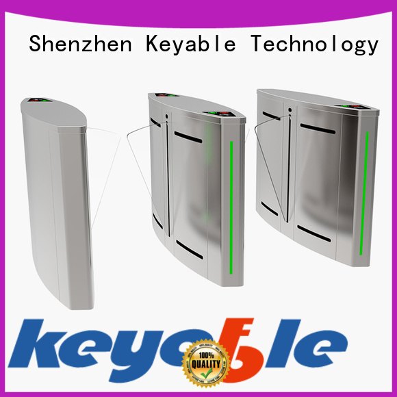 Keyable Keyable flap barrier gate request for quote for importer
