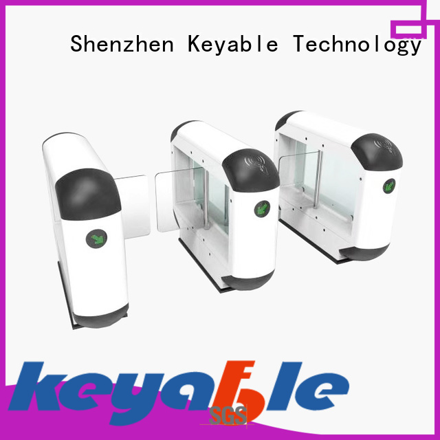 Keyable Keyable turnstile barrier exporter for security check