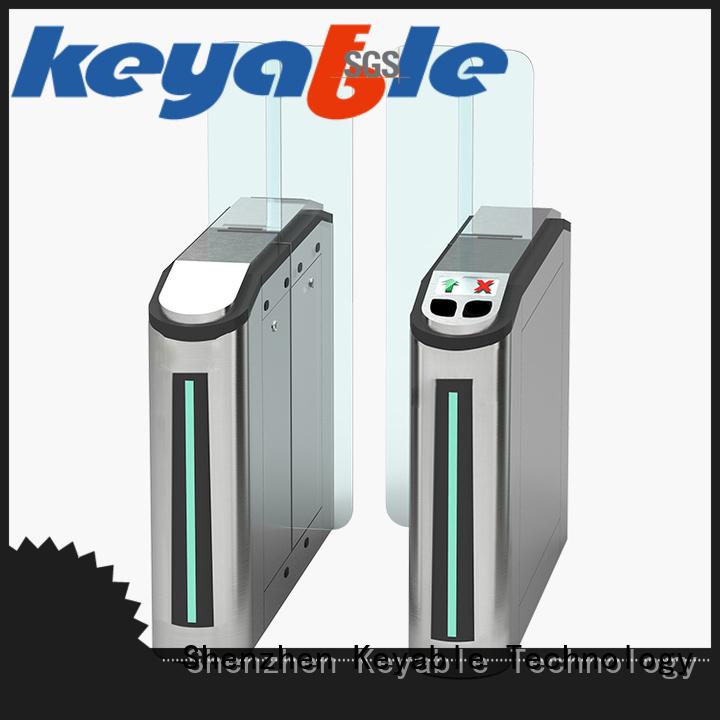 Keyable advanced technology turnstile entry manufacturer for sale