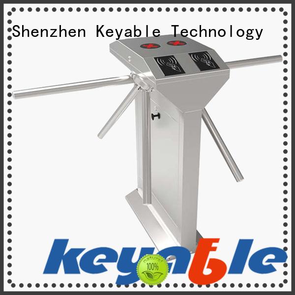 Keyable tripod gate factory for sale