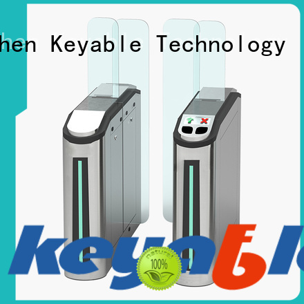 Keyable turnstile entry manufacturer for security check