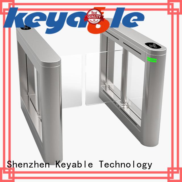 Keyable Keyable glass turnstile more buying choices for importer