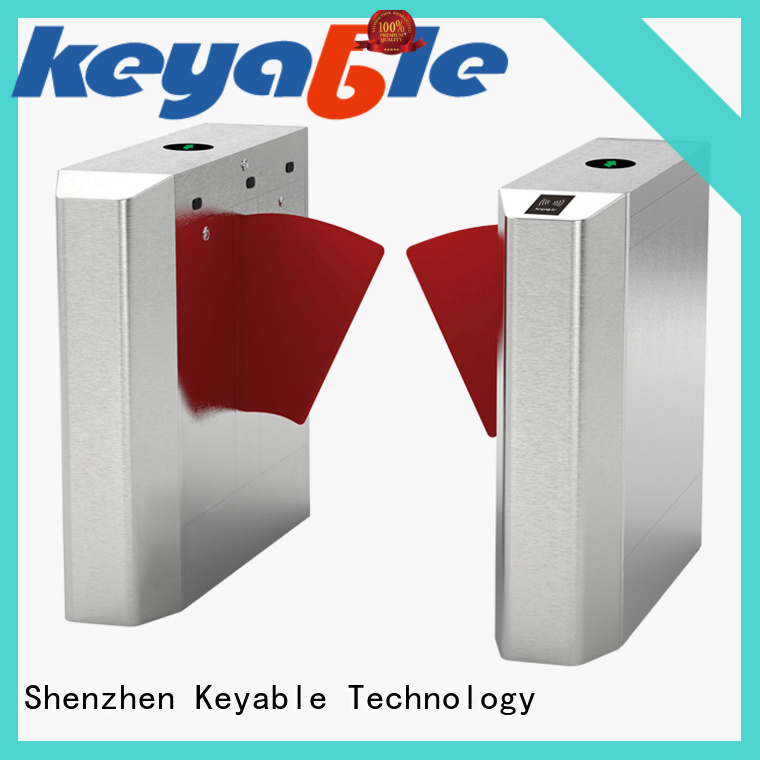 best quality flap barrier gate for sale