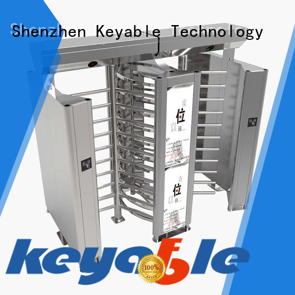 full height turnstile manufacturer for importer Keyable