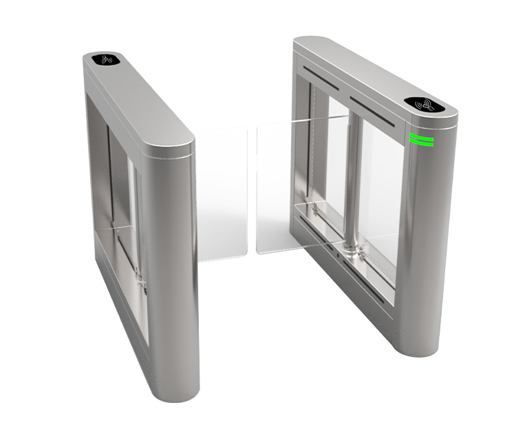 KB1261 optical swing barrier gate turnstile