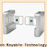 Keyable swing barrier gate manufacturer for importer