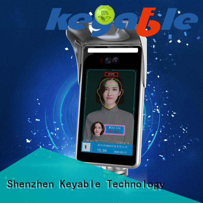 Keyable premium quality body temperature scanner one-stop services for sale
