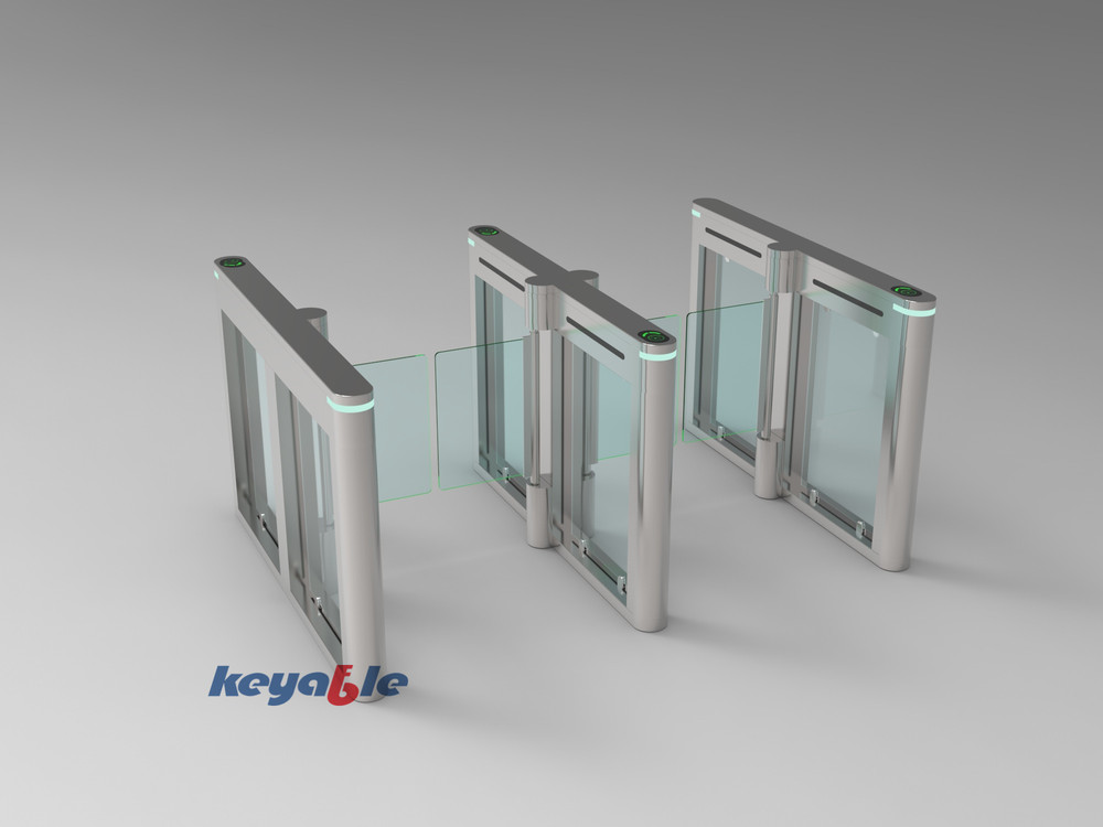 KSP1520 Optical Swing Speed Gate Turnstile